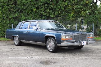 1988 Cadillac Brougham Hollywood, Florida 20