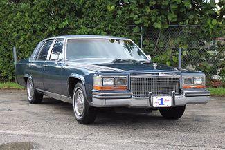 1988 Cadillac Brougham Hollywood, Florida 1