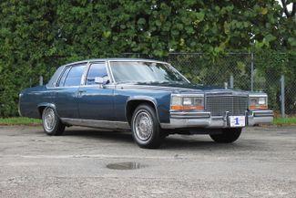 1988 Cadillac Brougham Hollywood, Florida 34