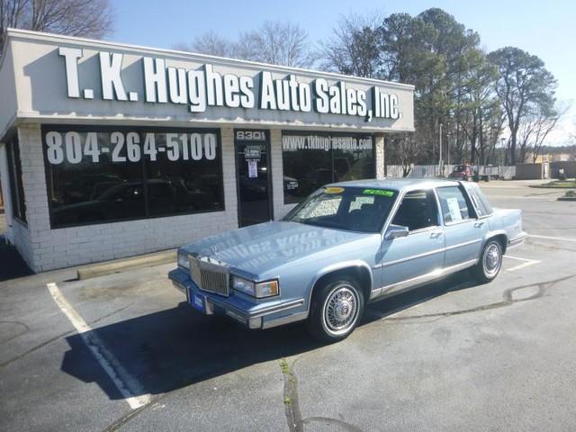 1988 Cadillac Deville Richmond, Virginia 2