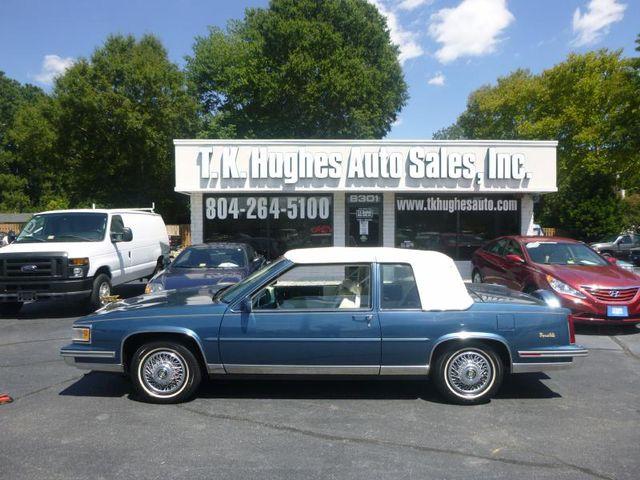 1988 Cadillac Deville Richmond, Virginia 0