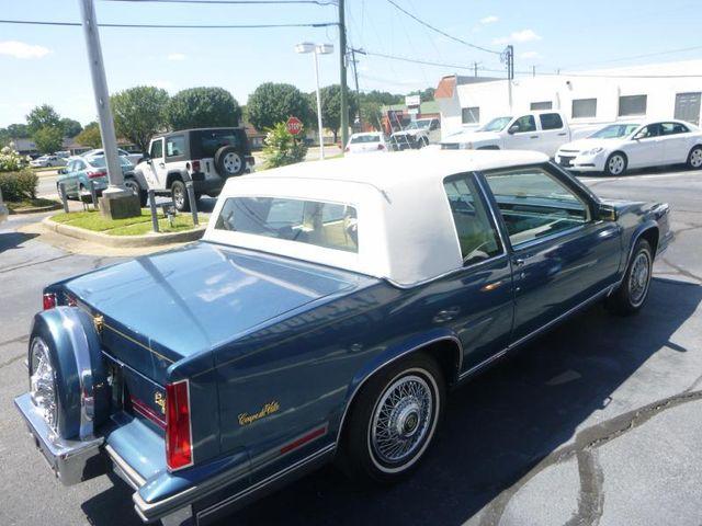 1988 Cadillac Deville Richmond, Virginia 3