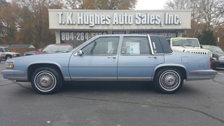 1988 Cadillac Deville Richmond, Virginia