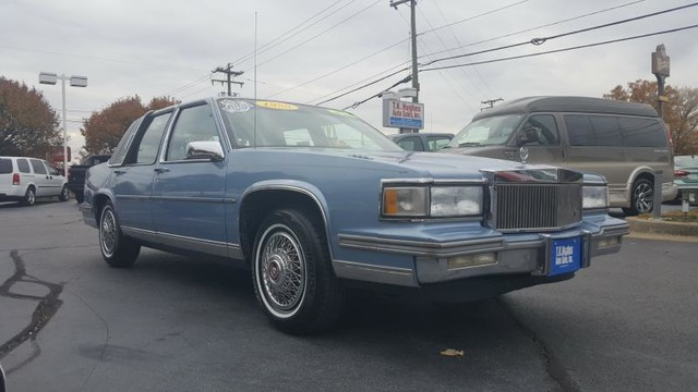 1988 Cadillac Deville Richmond, Virginia 2