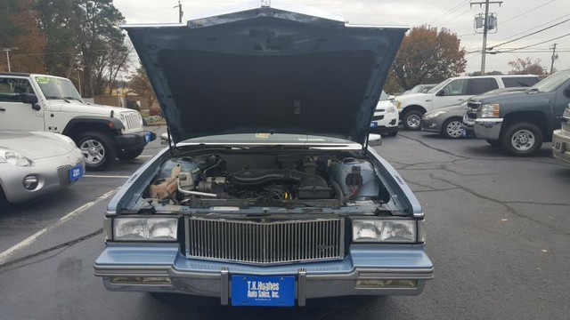 1988 Cadillac Deville Richmond, Virginia 5