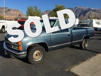 1988 Chevrolet 1/2 Ton Pickups Ogden, Utah
