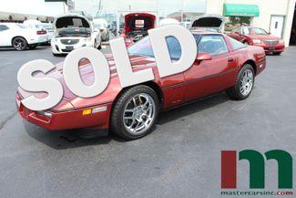 1988 Chevrolet Corvette Coupe   Granite City, Illinois   MasterCars Company Inc. in Granite City Illinois