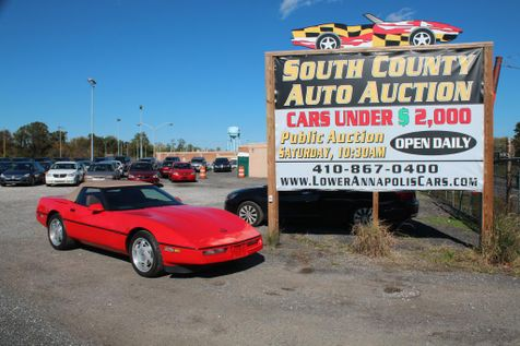 1988 Chevrolet CORVETTE  in Harwood, MD