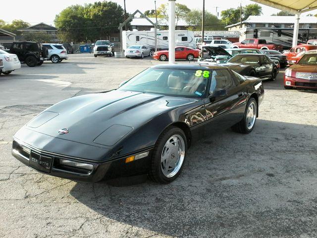 1988 Chevrolet Corvette San Antonio, Texas 3