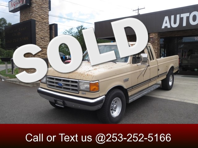 1988 Ford 34 Ton Truck The CARFAX Buy Back Guarantee that comes with this vehicle means that you
