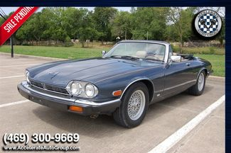 1988 Jaguar XJS-C LOW MILES! | Garland, Texas | Accelerate Auto Group in Garland