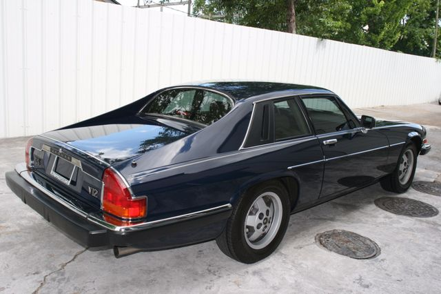 1988 Jaguar XJS Houston, Texas 2