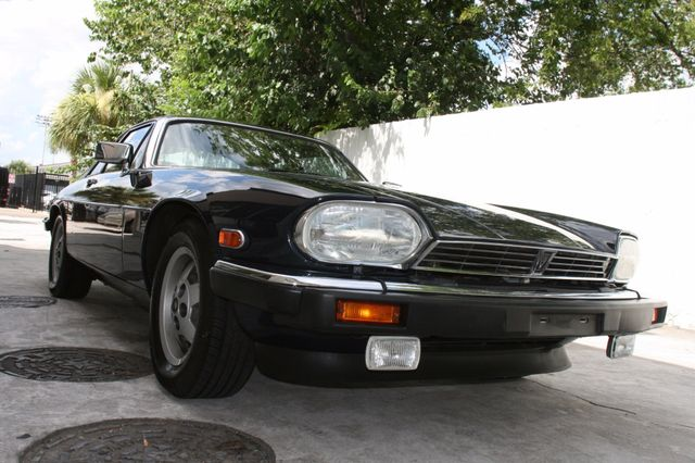 1988 Jaguar XJS Houston, Texas 1