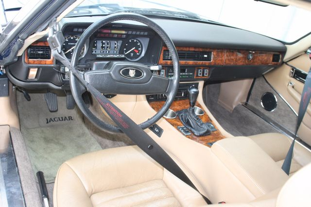 1988 Jaguar XJS Houston, Texas 21