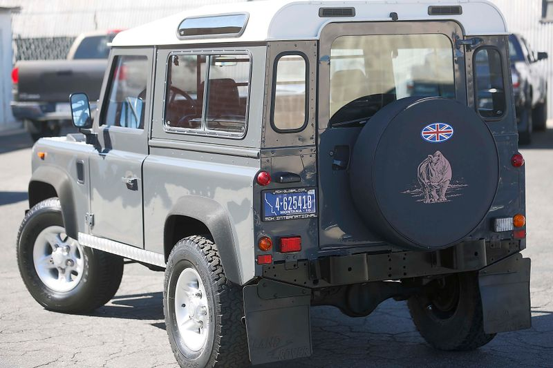 1988 Land Rover Defender  90 - 25L Turbo Diesel - LHD  city California  MDK International  in Los Angeles, California