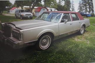 1988 Lincoln Continental Newberg, Oregon