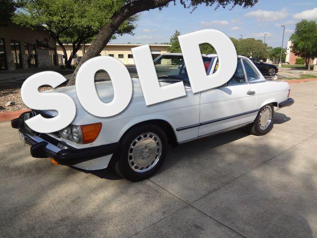 1988 Mercedes-Benz 560 Series 560SL Austin , Texas 0