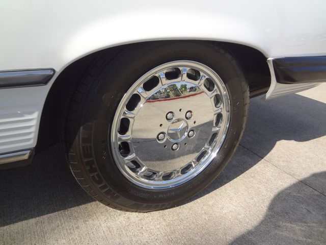 1988 Mercedes-Benz 560 Series 560SL Austin , Texas 19