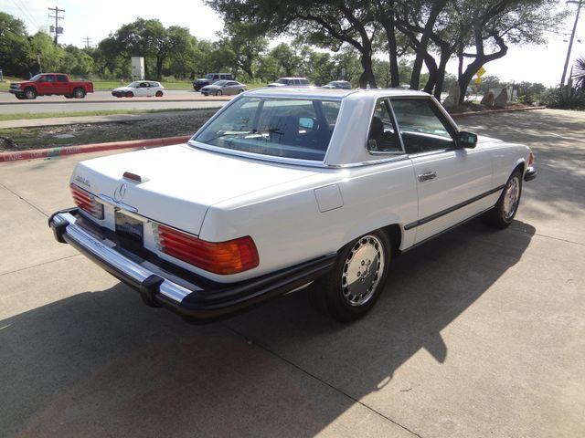1988 Mercedes-Benz 560 Series 560SL Austin , Texas 9