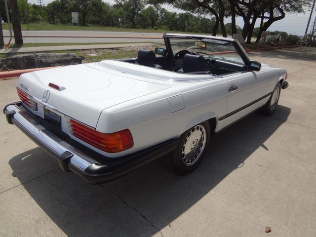 1988 Mercedes-Benz 560 Series 560SL Austin , Texas 10