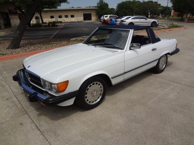 1988 Mercedes-Benz 560 Series 560SL Austin , Texas 2