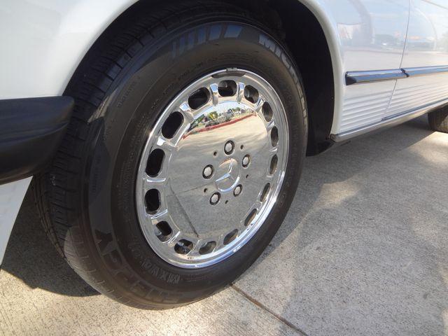 1988 Mercedes-Benz 560 Series 560SL Austin , Texas 21