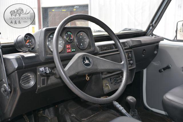1988 Mercedes  Benz G-wagon 240GD Diesel G-Class CABRIO Birmingham, AL 25