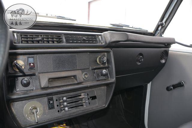 1988 Mercedes  Benz G-wagon 240GD Diesel G-Class CABRIO Birmingham, AL 36