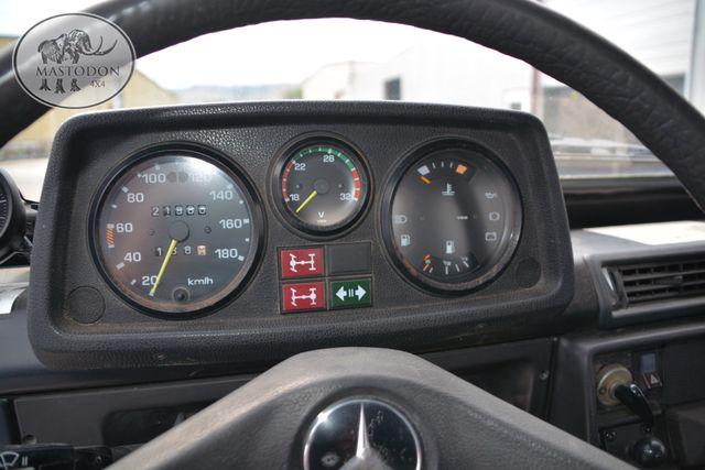 1988 Mercedes  Benz G-wagon 240GD Diesel G-Class CABRIO Birmingham, AL 34