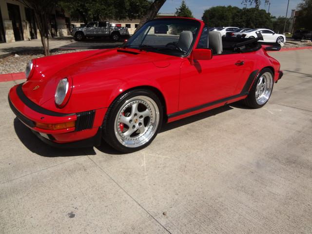 1988 Porsche 911 Carrera Austin , Texas 1