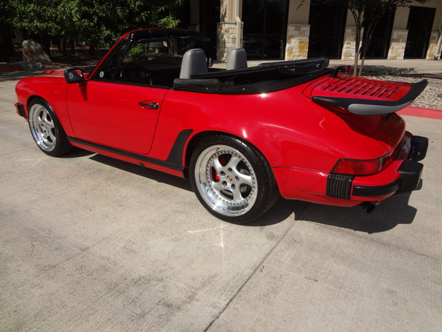 1988 Porsche 911 Carrera Austin , Texas 6