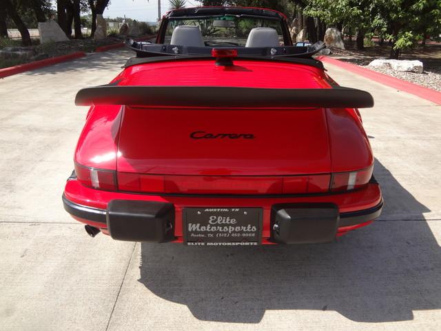 1988 Porsche 911 Carrera Austin , Texas 8
