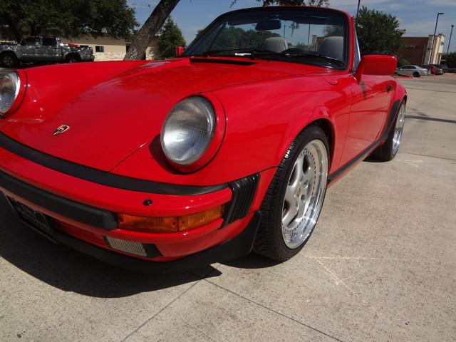 1988 Porsche 911 Carrera Austin , Texas 16