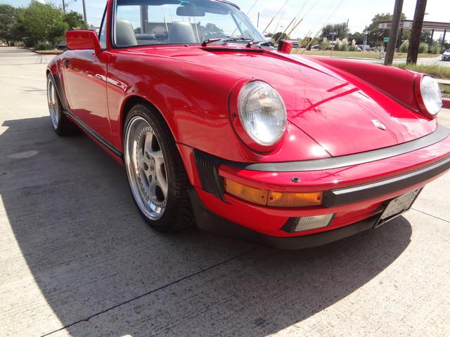 1988 Porsche 911 Carrera Austin , Texas 17