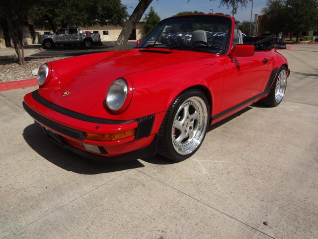 1988 Porsche 911 Carrera Austin , Texas 0