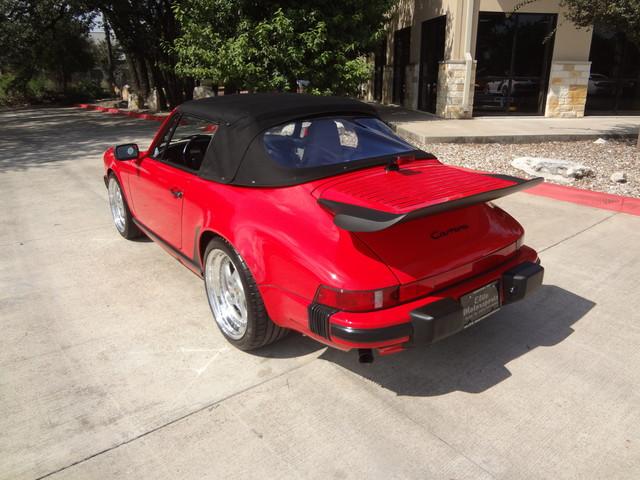 1988 Porsche 911 Carrera Austin , Texas 7