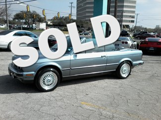 1989 BMW 3 Series 325iC San Antonio, Texas