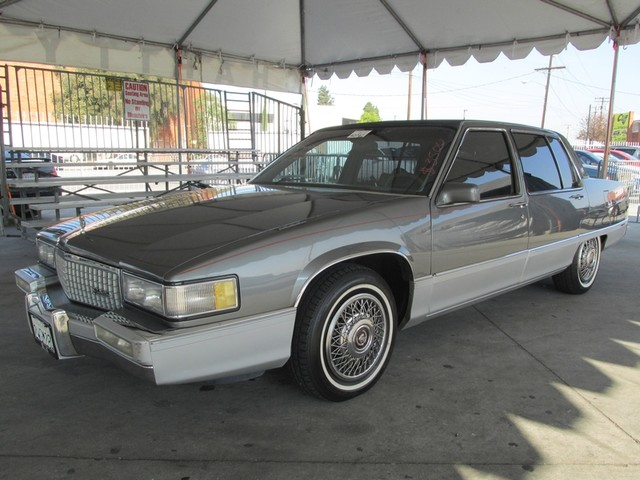 1989 Cadillac Fleetwood Please call or e-mail to check availability All of our vehicles are avai