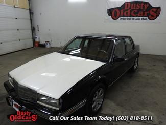 1989 Cadillac Seville Runs Drives VGood Body Inter Decent 4.5LV8 in Nashua NH