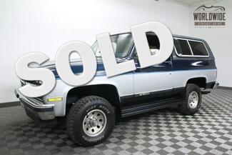 1989 Chevrolet Blazer 1500 4X4. 1 OWNER! COLLECTOR! GORGEOUS!  in Denver Colorado