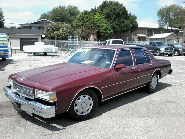 1989 Chevrolet Caprice San Antonio, Texas 1