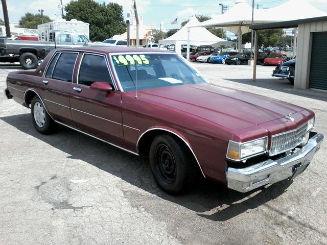 1989 Chevrolet Caprice San Antonio, Texas 3