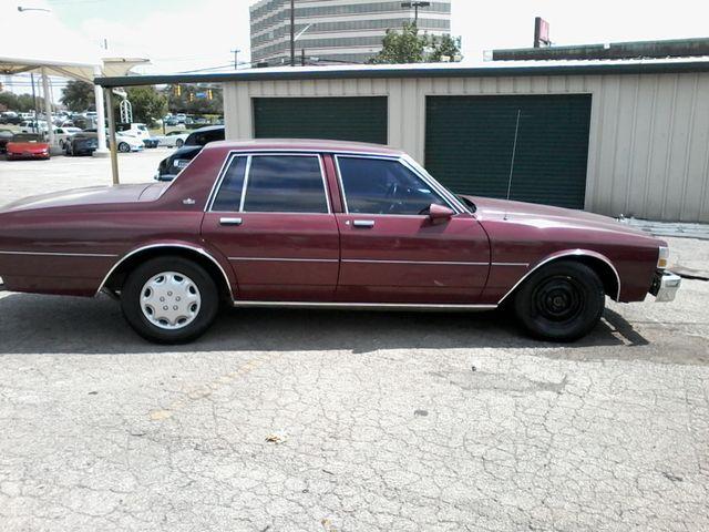 1989 Chevrolet Caprice San Antonio, Texas 6
