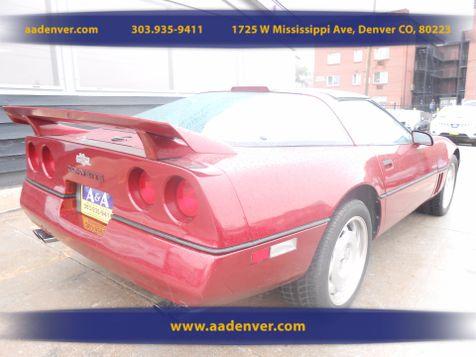 1989 Chevrolet Corvette  | Denver, CO | A&A Automotive of Denver in Denver, CO
