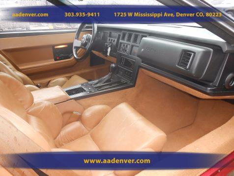1989 Chevrolet Corvette  | Denver, CO | AA Automotive of Denver in Denver, CO