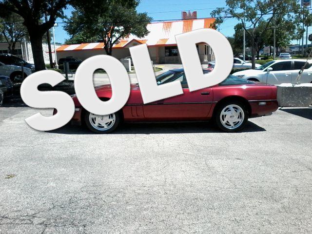 1989 Chevrolet Corvette San Antonio, Texas 0