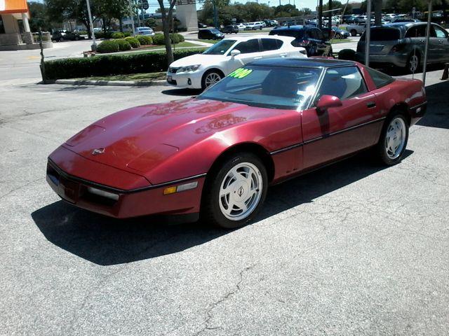 1989 Chevrolet Corvette San Antonio, Texas 1