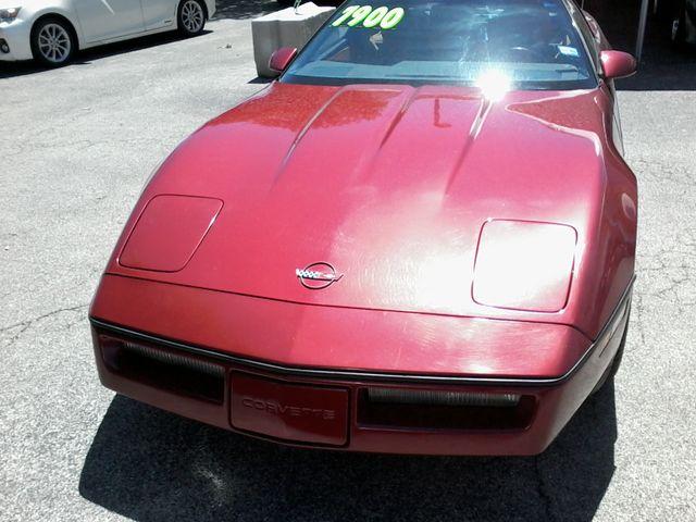 1989 Chevrolet Corvette San Antonio, Texas 2