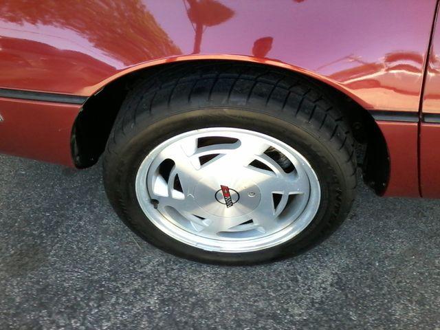 1989 Chevrolet Corvette San Antonio, Texas 22