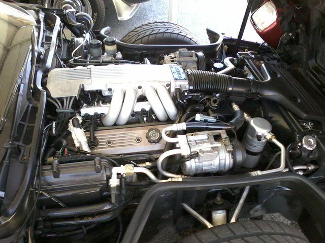 1989 Chevrolet Corvette San Antonio, Texas 24